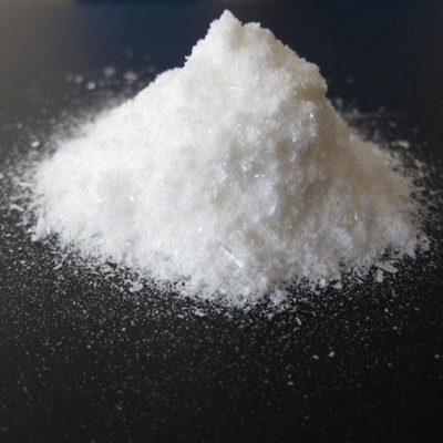 Vanillin Crystall